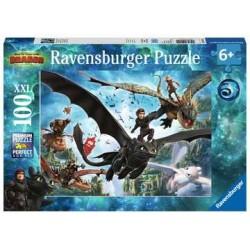 Dragons Ravensburger Puzzle...