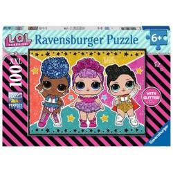L.O.L Glitter Ravensburger...