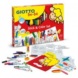 Giotto be-bè Stick and...